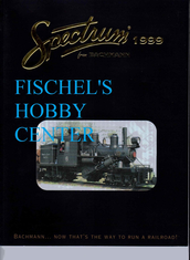 Bachmann Spectrum 1999 Catalog