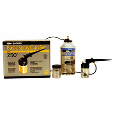Badger BAD2503 250 Spray Gun Set with Propellant