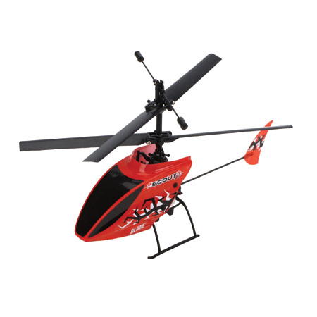 Blade 2700 Blade Scout CX RTF 3-Ch Heli by BLADE ONLINE ONLY