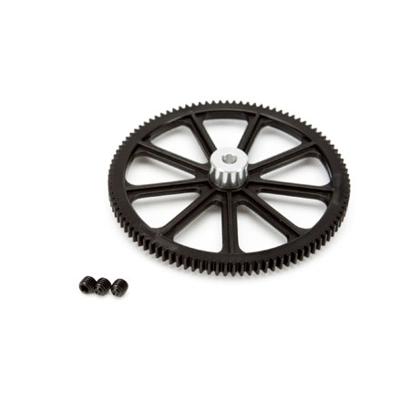 Blade BLH2143 Inner Shaft Main Gear with Hub and Screws, CX4