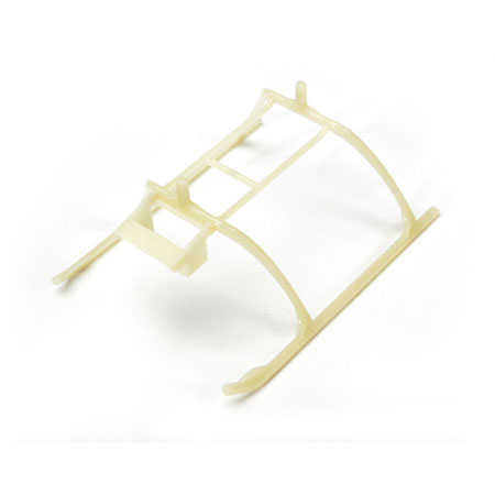 Blade BLH3204GL Landing Skid and Battery Mount, Glow in Dark: MSRX