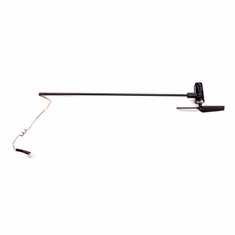 Blade BLH3502 Tail Boom Assembly w/Tail Motor Rotor Mount : mCPX/2