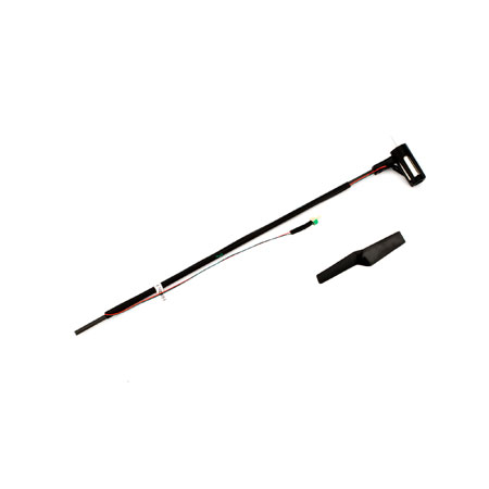Blade BLH3502L Long Tail Boom Assembly: mCPX/2
