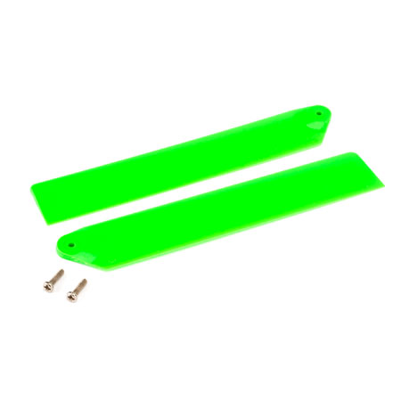Blade BLH3610GR Hi-Performance Main Rotor Blade Set Green: mCP X