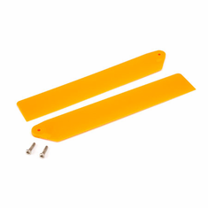 Blade BLH3610OR Hi-Performance Main Rotor Blade Set Orange: mCP X