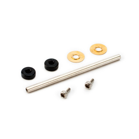Blade BLH3712 Feathering Spindle w/O-Rings, Bushings: 130 X