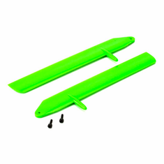 Blade BLH3715GR Fast Flight Main Rotor Blade Set, Green: 130 X