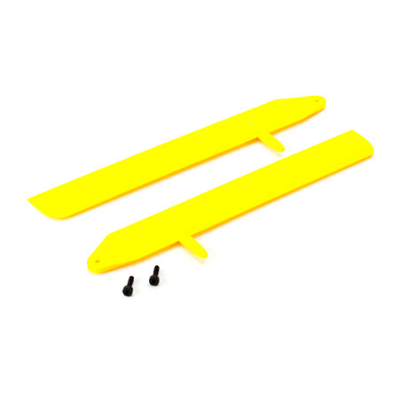 Blade BLH3715YE Fast Flight Main Rotor Blade Set, Yellow: 130 X