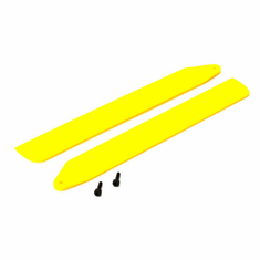 Blade BLH3716YE Hi-Performance Main Rotor Blade Set, Yellow: 130 X