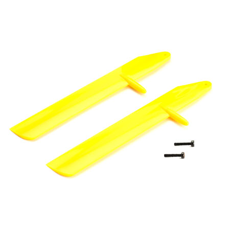 Blade BLH3907YE Yellow Fast-Flight Main Blade Set: mCP X BL