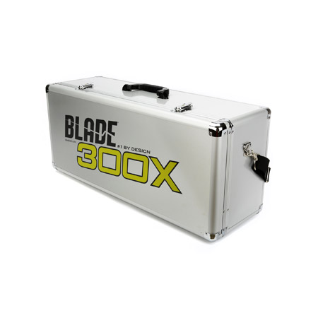 Blade BLH4549 BLADE 300X Aluminum Carrying & Storage Case
