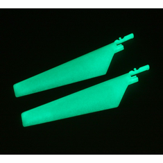 Blade EFLH2220GL Lower Main Blade Set,Glow in the Dark (1 pr): BMCX