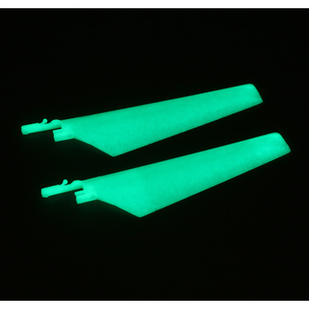 Blade EFLH2221GL Upper Main Blade Set,Glow in the Dark (1 pr): BMCX