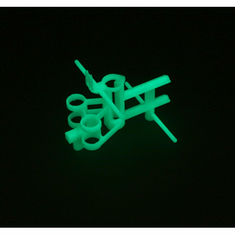 Blade EFLH2224GL Main Frame Set, Glow in the Dark: BMCX