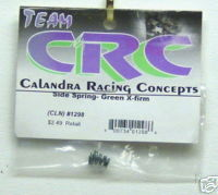 Calandra Racing 1298 Side Spring green x-firm