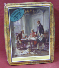 Channel Craft 550 piece Puzzle Declaration of Independence 50019