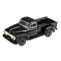 Classic Metal Works 30200 HO 1954 Ford F-350 Pickup, Black