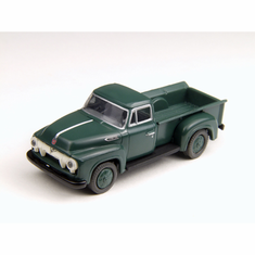 Classic Metal Works 30203 HO 1954 Ford F-350 Pickup, Green