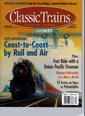 Classic trains Magazine winter of 2003