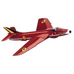 Corgi CRGAA32706 1/72 Hawker Hunter Red Devils