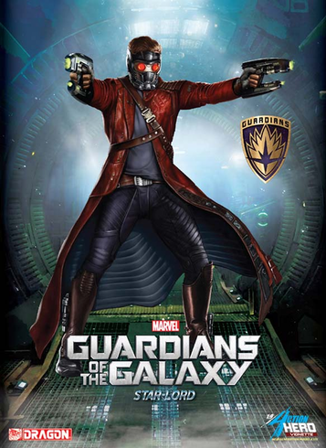 Dragon 38129 Models 1/9 Guardians of the Galaxy - Star Lord