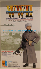 Dragon 70655 1/6 th scale Panzergrenadier Recon Officer - Horst Salinger