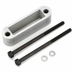 DuBro DUB699 Muffler Extension (1) for .40 to .60 size engines