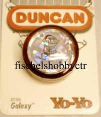Duncan 3272GH Galaxy yo-yo red