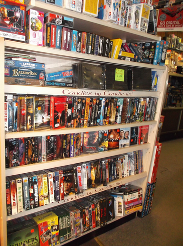 DVD / VHS Movies and instructional