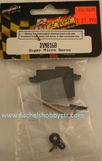 Dynamite 8168 Super Micro servo  1/24th