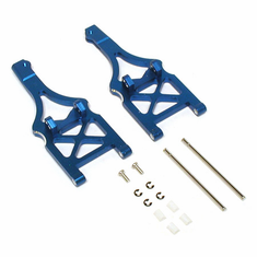 Dynamite DYN7610b Aluminum Lower Suspension Arm Set: TMX.15, EMX