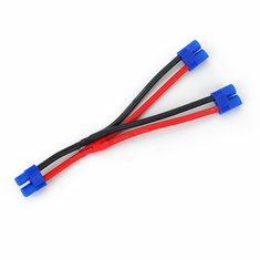 E-Flite EFLAEC307 EC3 Battery Parallel Y-Harness, 13AWG