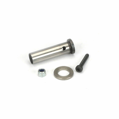 E-flite EFLH1449 One-Way Bearing Shaft and Shim Set: B400, B450