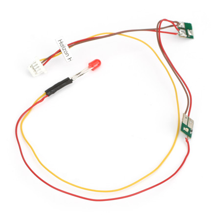 E-Flite EFLH2404 Replacement LED set (3): BMCX2