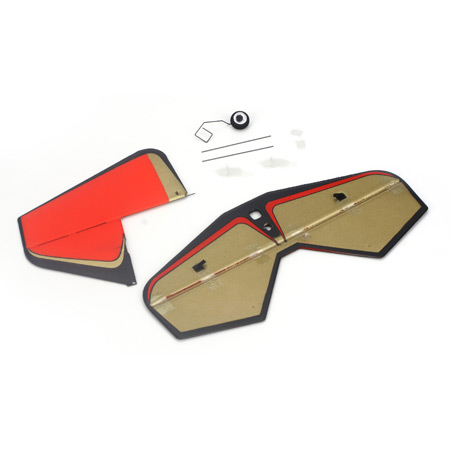 E-flite EFLU4060 Tail surface set: UMX Beast