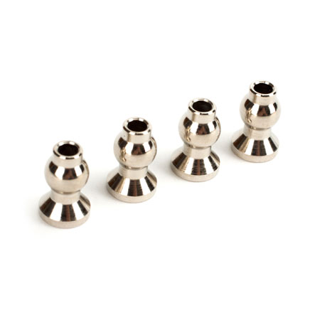 Electrix ECX0839 Tie Rod Pivot Ball Set (4): Revenge Type E/N