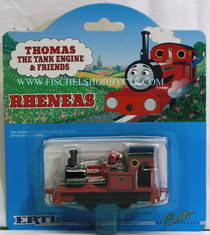 "Ertl 4104 Thomas the tank Engines "" Rheneas """