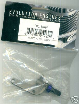 Evolution Engines Remote NV Assy Comp #110874