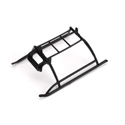 Force FCE2022 Landing Skid and Battery Mount Set: MH-35/FHX