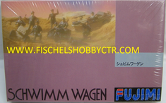 Fujimi 38037 German Schwimm Wagen 1/76 series