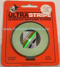 Goldberg 8235 3/16 Flourescent Green Ultra Stripe 16 foot