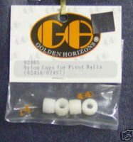 Golden Horizons 02465 Nyloncaps for pivot balls