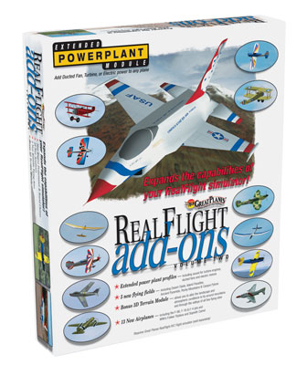 GPMZ4102 RealFlight Add-ons CD Volume 2