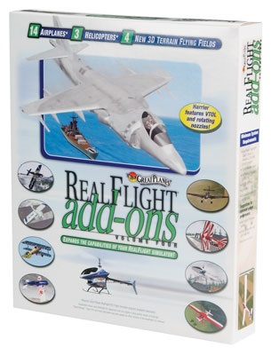 GPMZ4104 RealFlight Add-Ons Volume 4