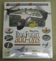 GPMZ4105 Great Planes RealFlight Add-ons Volume 5