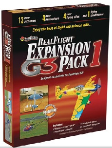 GPMZ4111 RealFlight G3 and Above Expansion Pack 1