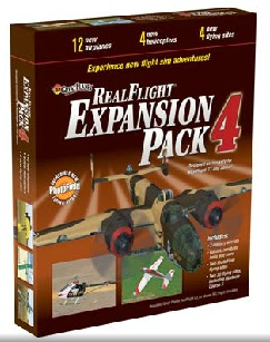 GPMZ4114 RealFlight G3 and Above Expansion Pack 4