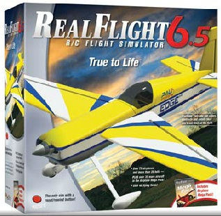 GPMZ4480 RealFlight 6.5 Airplane w/InterLink Mode 2