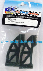 GS Racing GSC-AV018 Front Upper Suspension Arms: Average