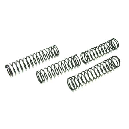 GS Racing GSC-ST086 Shock Spring Set, S&L: Storm